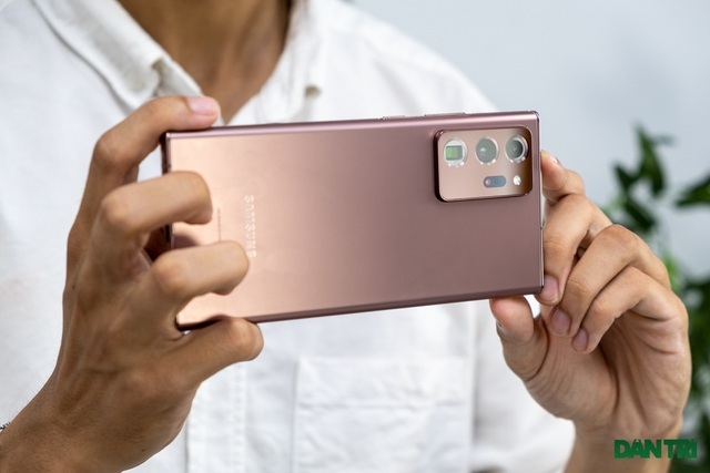 Galaxy Note 20 Ultra có gì để cạnh tranh iPhone và các đối thủ? - 9