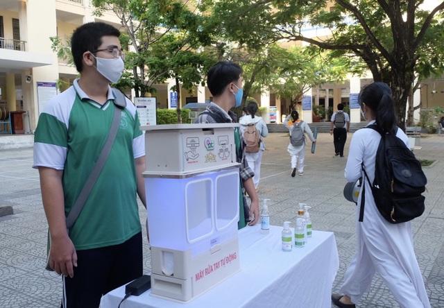 Đà Nẵng: Thí sinh trở về thành phố trước 31/8 để chuẩn bị thi tốt nghiệp - 1