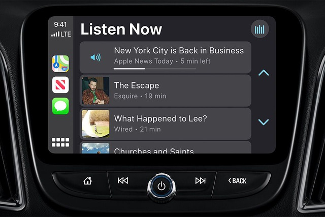 Apple CarPlay và Android Auto có thực sự cần thiết trên ô tô? - 1