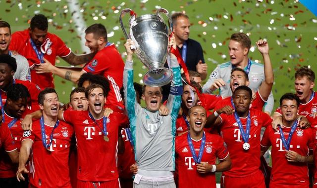 Đánh bại PSG, Bayern Munich lần thứ sáu vô địch Champions League - 3