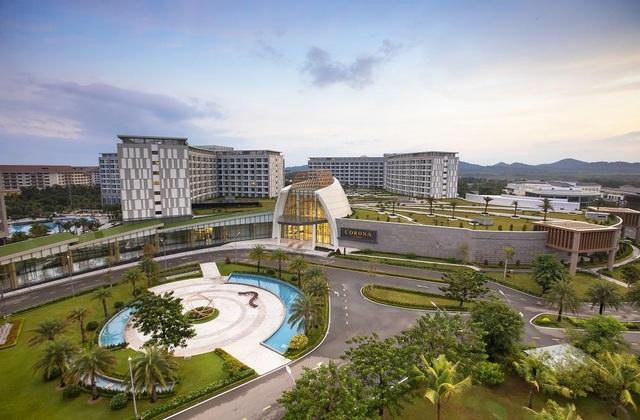 """""""Chill"""" ngày mưa cùng Corona Casino & Resort Phú Quốc"""