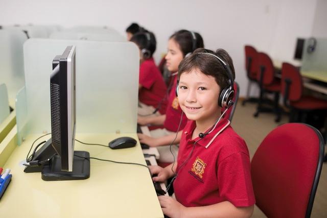 Học sinh Tiểu học VAS đam mê sáng tạo và lập trình robot - 2
