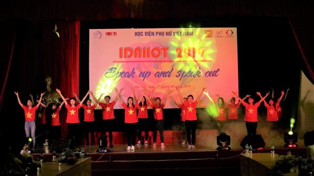 Học viện Phụ nữ Việt Nam xét tuyển 870 chỉ tiêu đại học - 4