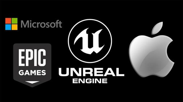 """Microsoft trở thành """"đồng minh"""" của Epic Games trong cuộc chiến với Apple - 1"""