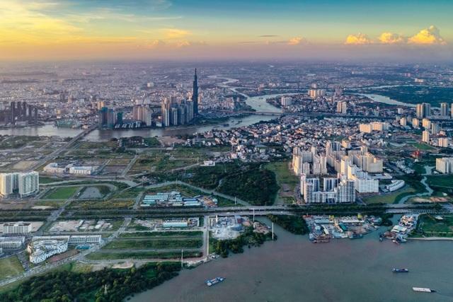 New City Thủ Thiêm: Không gian tổ ấm chuẩn mực và đầu tư bền vững cho tương lai - 1