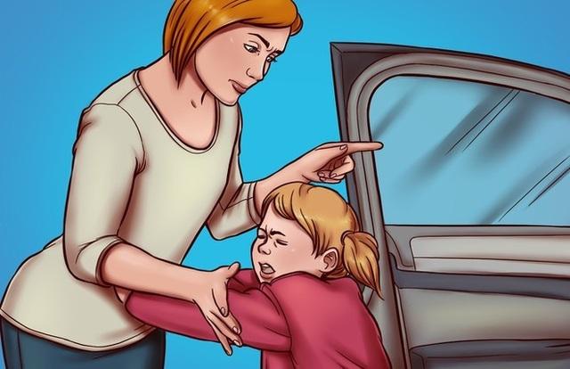 Những dấu hiệu cho thấy trẻ đang cần được giúp đỡ - 2