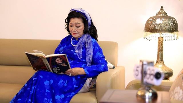 """NSND Kim Cương: """"Tôi từng trở nên điên dại khi con trai bị bắt cóc"""" - 2"""