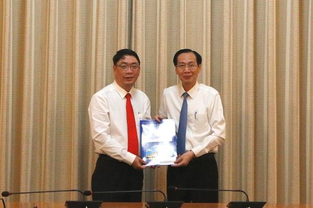 Trưởng Khu nông nghiệp Công nghệ cao làm Giám đốc Sở Nông nghiệp TPHCM - 1