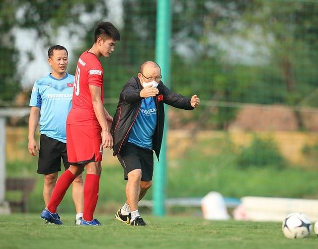 Đội tuyển Việt Nam tập trung sau khi V-League kết thúc - 1