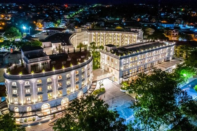 Silk Path Grand Huế Hotel  Spa - một Huế mới, sang và kiêu kỳ - 1