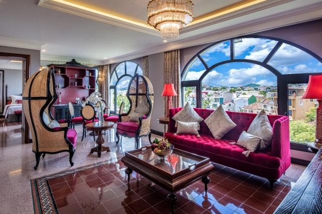 Silk Path Grand Huế Hotel  Spa - một Huế mới, sang và kiêu kỳ - 3