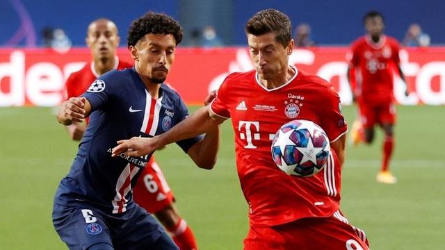 Bayern Munich chinh phục Champions League bằng sức mạnh của một cỗ máy - 1