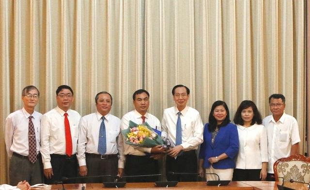 Trưởng Khu nông nghiệp Công nghệ cao làm Giám đốc Sở Nông nghiệp TPHCM - 2