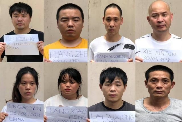 TPHCM: Trục xuất tất cả người nước ngoài nhập cảnh trái phép - 1