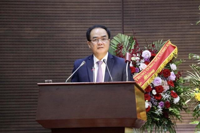 Trưởng ban Tôn giáo Chính phủ làm Thứ trưởng Bộ Nội vụ - 1