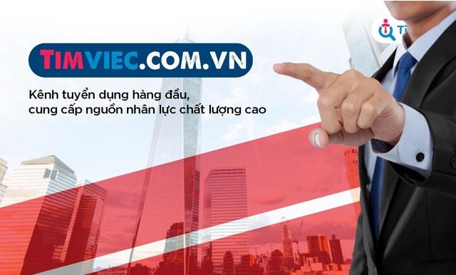 Timviec.com.vn - Giải pháp tìm việc làm mùa dịch dễ dàng - 2