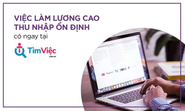 Timviec.com.vn - Giải pháp tìm việc làm mùa dịch dễ dàng - 3