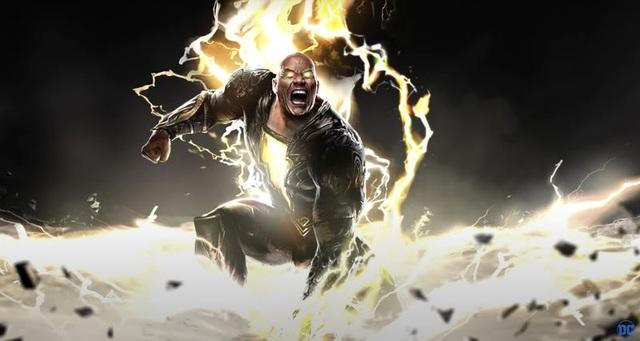 """Vai diễn """"siêu phản diện"""" được kỳ vọng của tài tử cơ bắp Dwayne Johnson - 1"""