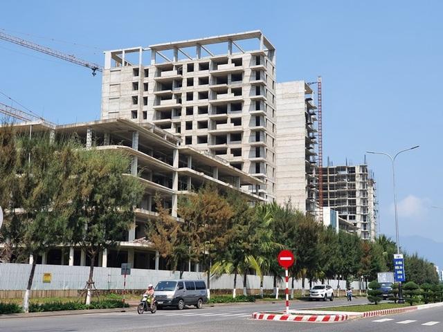 Ủy thác Cục Thi hành án Đà Nẵng thu hồi dự án 29ha Khu đô thị Đa Phước - 1