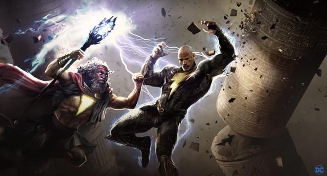 """Vai diễn """"siêu phản diện"""" được kỳ vọng của tài tử cơ bắp Dwayne Johnson - 3"""