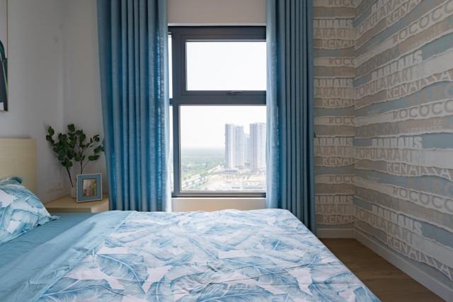 Căn hộ 45m2 ở Hà Nội nằm sát hồ Thiên Nga lãng mạn như trời Âu - 8