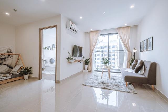 Sắm nội thất chỉ 100 triệu đồng, căn chung cư của 9x Hà Nội vẫn tiện nghi - 1