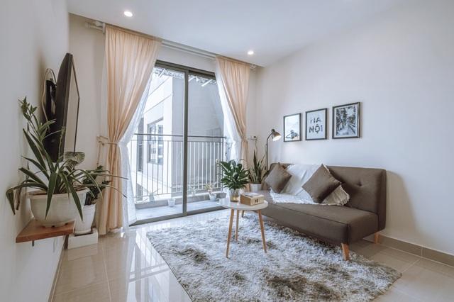 Sắm nội thất chỉ 100 triệu đồng, căn chung cư của 9x Hà Nội vẫn tiện nghi - 2