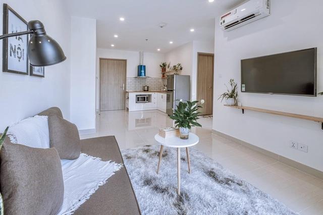 Sắm nội thất chỉ 100 triệu đồng, căn chung cư của 9x Hà Nội vẫn tiện nghi - 3