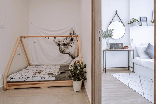 Sắm nội thất chỉ 100 triệu đồng, căn chung cư của 9x Hà Nội vẫn tiện nghi - 5