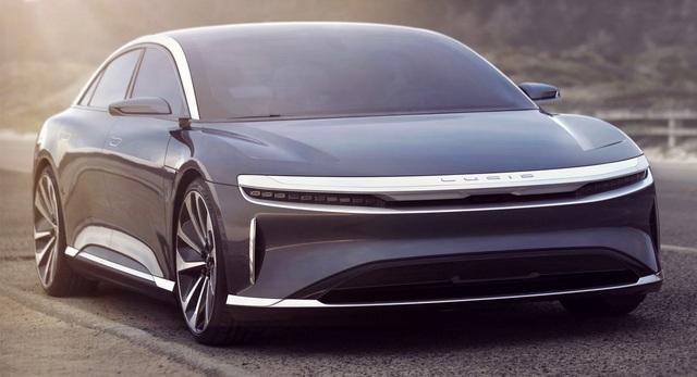 Lucid Air sẽ là mẫu xe điện sạc nhanh nhất thế giới? - 1