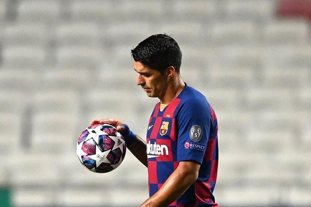 Bị hắt hủi ở Barcelona, Luis Suarez sẽ đi đâu? - 5