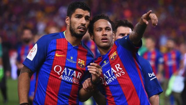 Bị hắt hủi ở Barcelona, Luis Suarez sẽ đi đâu? - 3