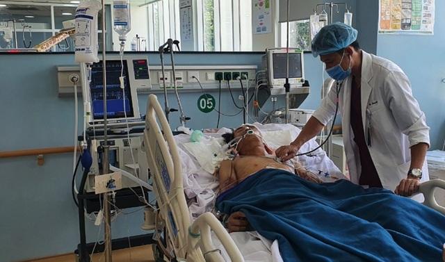 Vỡ tim sau tai nạn, bệnh nhân may mắn thoát chết - 2