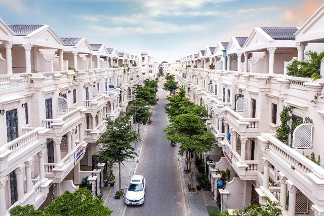 Nhà phố 2-3 mặt tiền nội đô, giá trị nằm ở sự hữu hạn - 1