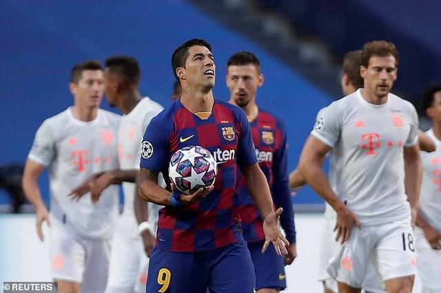 Nhật ký chuyển nhượng ngày 25/8: PSG nhắm Suarez để đá cặp với Neymar - 4