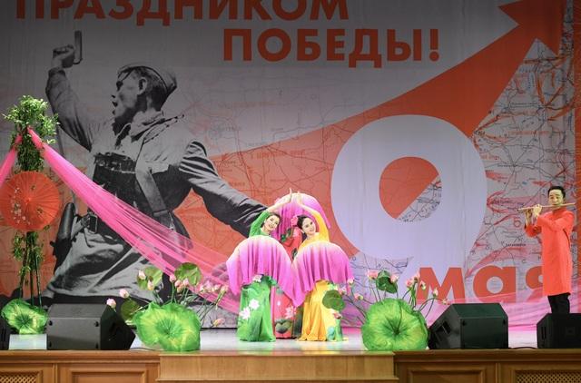 Tiếng hát Việt trên sân khấu Nga - 1