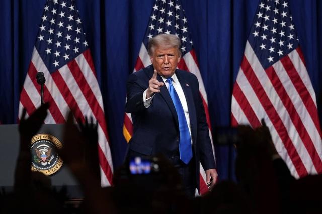 Trump - Biden tranh luận gay gắt, liên tục ngắt lời nhau - 4