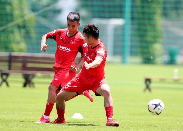 Vì sao U22 Việt Nam không đá tập với U19 Việt Nam? - 2