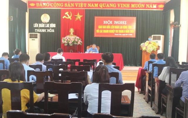 Thanh Hóa: 25 doanh nghiệp FDI có nhu cầu tuyển dụng lao động - 1