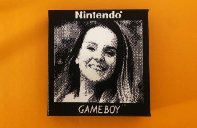Điều gì sẽ xảy ra nếu gắn lens vào máy Game Boy để chụp ảnh? - 2