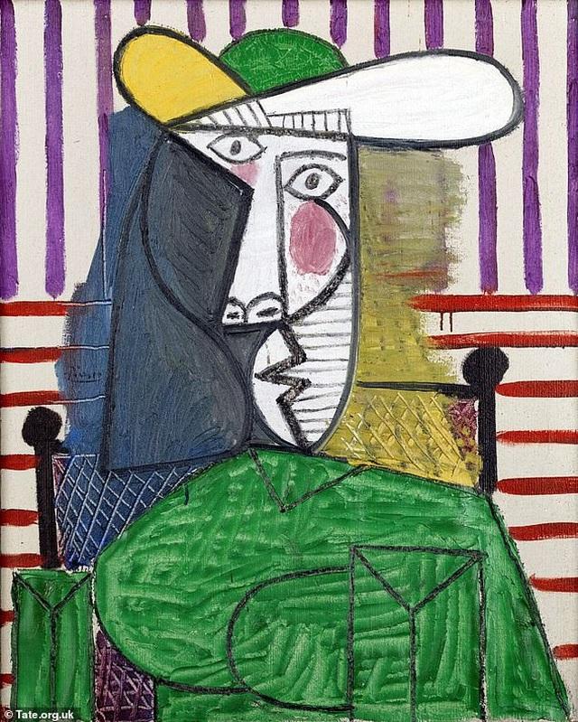 Đấm thủng tranh của danh họa Picasso, kẻ phá hoại bị ngồi tù 18 tháng - 1