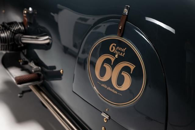 Good Ghost - Chiếc xe chỉ để trưng bày - 18