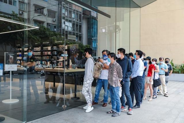 Lý giải sức hút của smartphone cao cấp Galaxy Note20 Ultra - 1