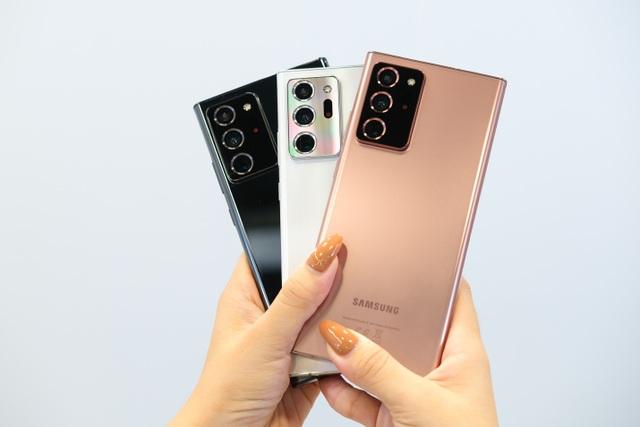 Lý giải sức hút của smartphone cao cấp Galaxy Note20 Ultra - 3