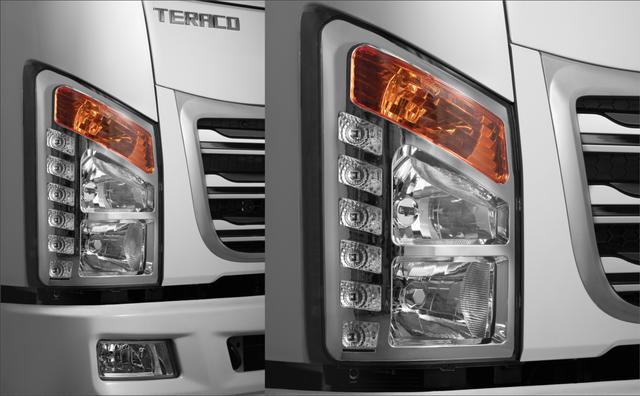 Daehan Motors ra mắt bộ đôi tân binh - Tera190SL và Tera345SL - 3