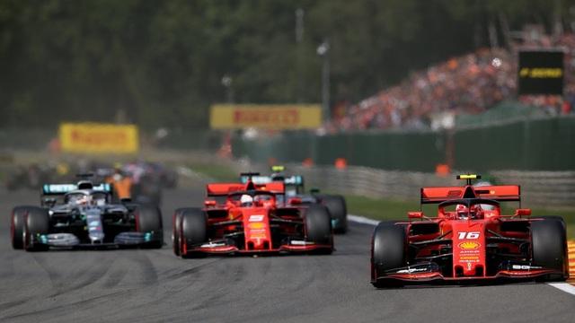 Việt Nam lỡ hẹn với mùa giải F1 2020 - 1