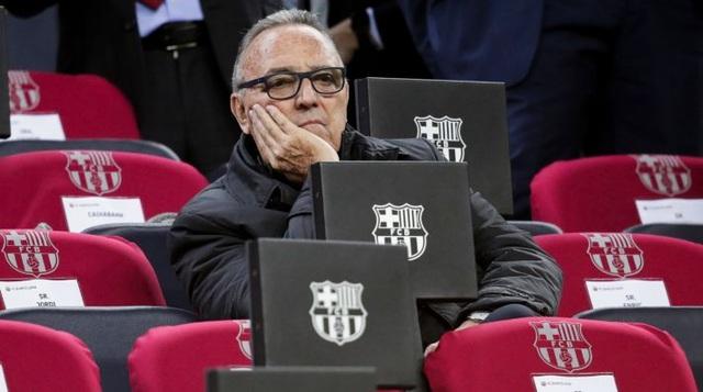 Cựu chủ tịch Barcelona tuyên bố Messi không thể ra đi - 2