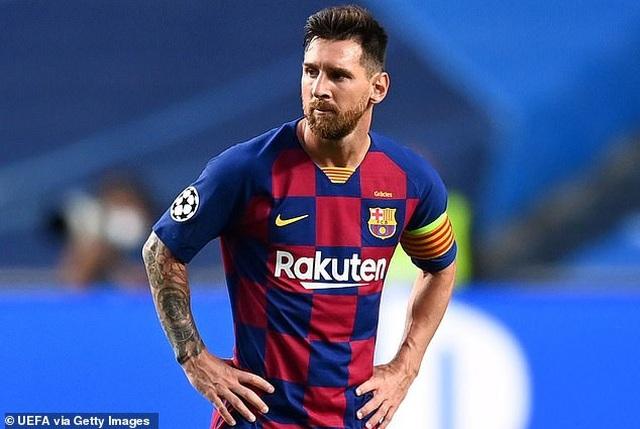 Hé lộ nội dung bản fax thông báo quyết định ra đi của Messi - 2