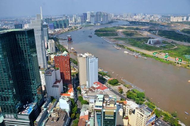 TP.HCM và Hoa Kỳ hợp tác xây dựng dự án Thành phố thông minh - 1