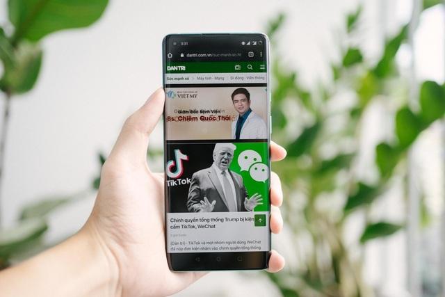 Trên tay OnePlus 8 Pro 5G: đối thủ mới của Galaxy Note 20 Ultra 5G - 4